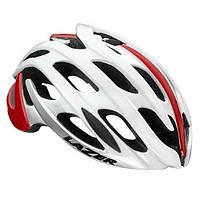 Шлем Lazer BLADE, белый/красный, размер S 52-56cm