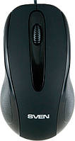 Мышь SVEN RX-170 (black) OPTiC, USB