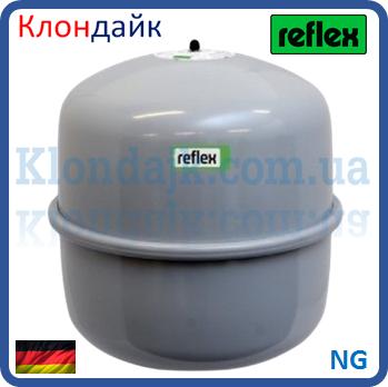 Reflex  расширительный бак NG 8L (серый)