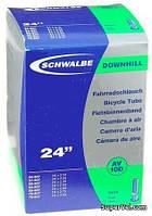 """Камера 24"""" х 2,1-3,0"""" (54/75 - 507) Schwalbe Downhill AV10D, AV40"""