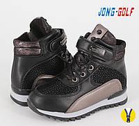 Демисезонная обувь оптом. Ботиночки для девочек оптом от производителя Jong Golf B8150-0 (8 пар, 27-32)