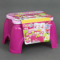 Доктор 660-41 А (24) стул-чемодан, 18 деталей, в коробке