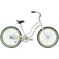 """Велосипед женский 26"""" Giant 2016 Simple Single W, перламутровый белый"""
