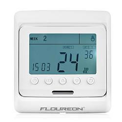 Терморегулятор программируемый недельный Floureon E52.