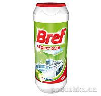Порошок для чистки Bref Эффект соды Яблоко 500 г 9000100254984