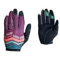 Перчатки женские Pearl Izumi DIVIDE длинные пальцы фиолетовый S