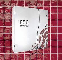 """Шафка дзеркальна у ванну (навісний шафка) м""""856"""""""