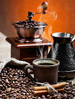 Алмазная мозаика Запах молотого кофе 40 х 50 см (арт. FS595)