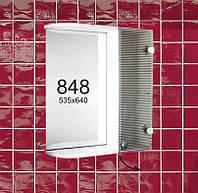 """Навесной шкафчик с зеркалом для ванной комнаты м""""848"""""""
