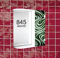 """Навесной шкафчик с зеркалом для ванной комнаты м""""845"""""""