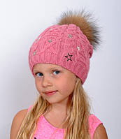 Зимние шапки для девочек