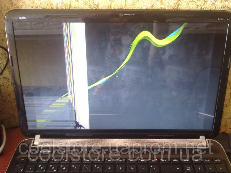 Замена матрицы ноутбука HP в Донецке