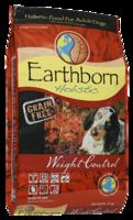 EARTHBORN HOLISTIC Weight Control сухой корм для собак склонных к полноте или малоактивных собак 2,5 кг