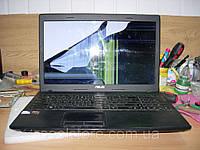 Замена матрицы ноутбука Asus в Донецке