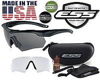 Тактические баллистические защитные очки ESS Crossbow 2Х - оригинал Made in  USA 85623b84a5c6e