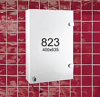 """Навесной зеркальный шкафчик в ванную комнату м""""823"""""""
