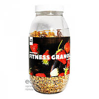 Гранола Fitness Granola клубничная Craft Whey 450г