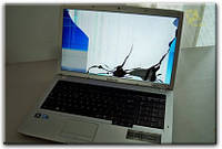 Замена матрицы ноутбука Samsung в Донецке