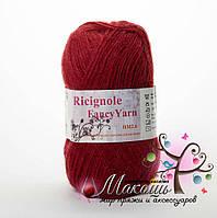 Пряжа Ricignole Fancy Yarn HM2.6, № 264, красный