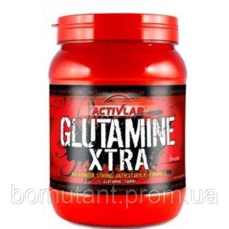 Glutamine Xtra 450 гр orange Activlab