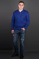 Мужской свитер Влад (электрик), фото 1