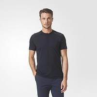 Мужская спортивная футболка Adidas Tech Wool BR9416