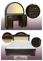 Кровать деревянная двуспальная Неаполь