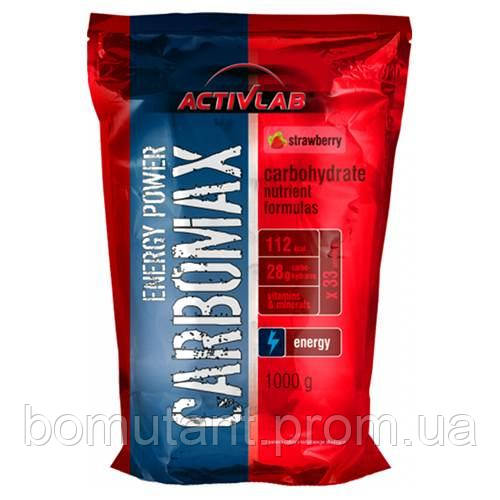 Carbomax energy power 1 кг orange Activlab