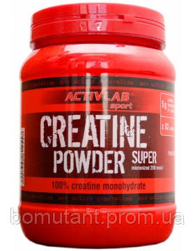 Creatine Beta-Alanine 300 гр lemon Activlab