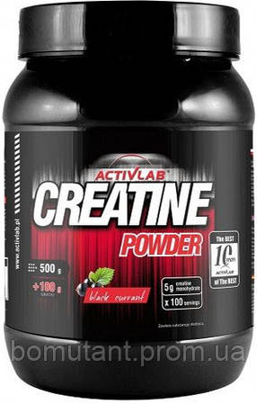 Creatine Powder 600 гр blackcurrant Activlab