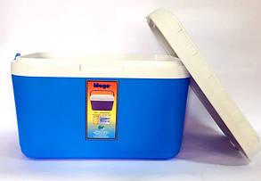 Термобокс 22 л синий, Mega, фото 2