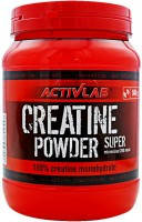 Creatine Powder Super 500 гр lemon Activlab