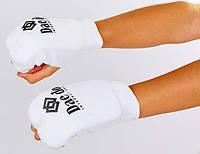 Накладки (перчатки) для карате DAEDO 0009D(XS-XL) белый