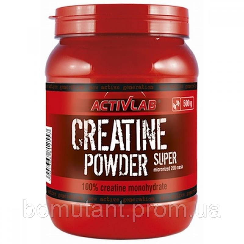 Creatine Powder Super 500 гр orange Activlab