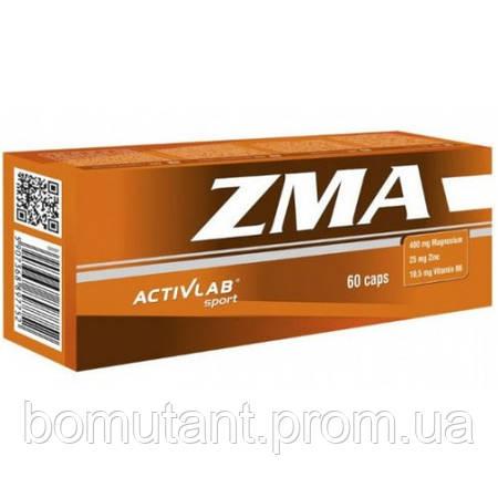 ZMA 60 капсул Activlab