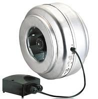 Вентиляторы для круглых каналов Soler&Palau (Солер & Палау) VENT-125B