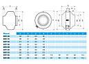 Вентиляторы для круглых каналов Soler&Palau (Солер & Палау) VENT-125B, фото 5