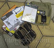 Петли подвесные тренировочные TRX FI-3722-01 FORCE KIT, фото 2