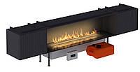 Биокамин Planika Fire Line Automatic XT in Casing C + 2 BOX XT