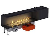 Биокамин Planika Fire Line Automatic XT in Casing C + BOX XT