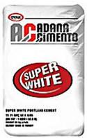 Цемент белый ADANA Турция 25 кг