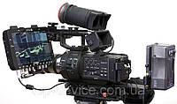 Аренда видеокамеры Sony FS700 + Видеорекордер 4K Odyssey 7Q Киев Украина, фото 1