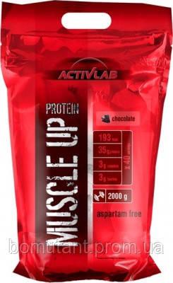Muscle UP Professional 2 кг orange Activlab