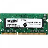 Оперативная память Crucial 2 GB DDR3L 1,35V 1600 MHz (CT25664BF160B)