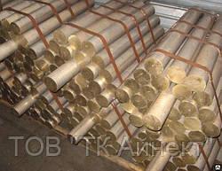 Круг бронзовый БрА9Ж 9-4 ф 20 мм