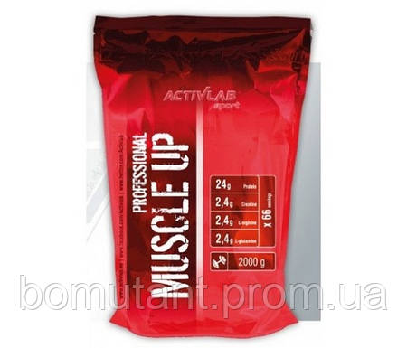 Muscle UP Protein 2 кг strawberry Activlab