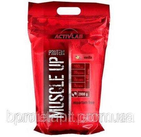 Muscle UP Protein 2 кг yoghurt Activlab