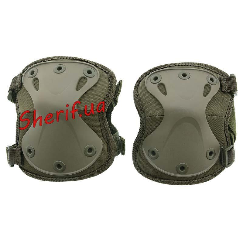 Налокотники MIL-TEC Protect Olive 16232301