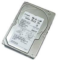 """БУ Жесткий диск для сервера SCSI 36,7 GB Seagate 3.5"""" 10K, 8Мб, 80pin (ST336607LC)"""