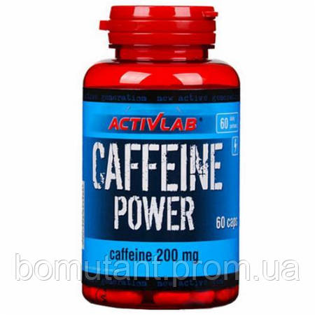 Caffeine Power 60 капсул Activlab